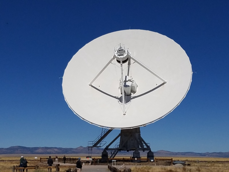 Very Large Array Dish