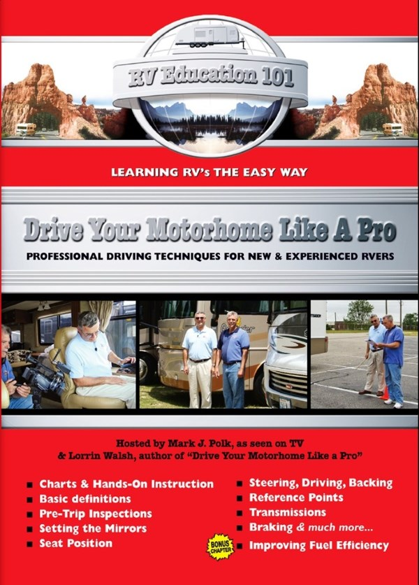 eBook Drive Your Motorhome