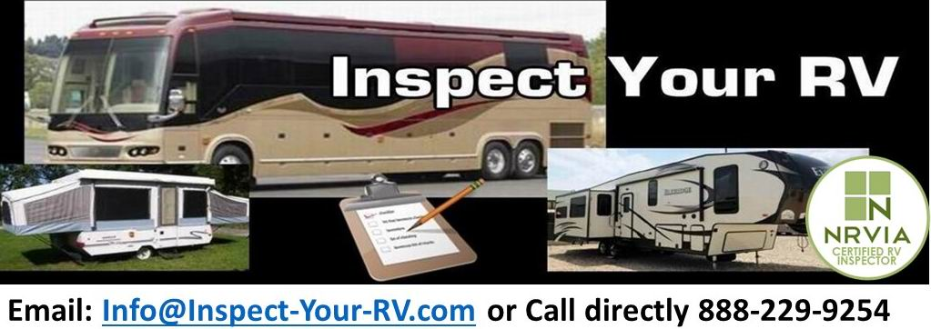 Inspect Your RV Banner Logo