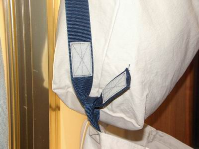 Closet Door Towel Rack