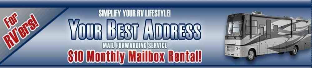 Your Best Address Logo