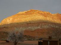 Capital Reef Sunset