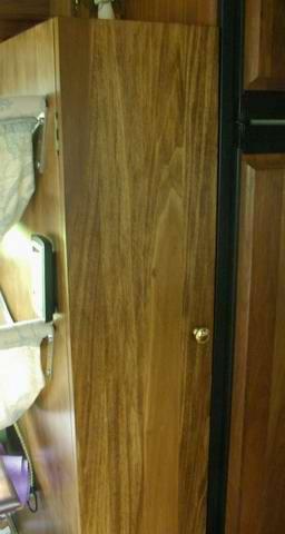 Original Pantry Door