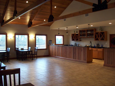 Landry Vineyards Tasting Room