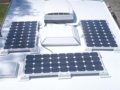 New Rv Solar Panel Mounts