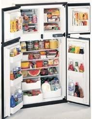Norcold 4 Dr RV Refrigerator Model 1200