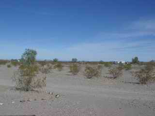 Quartzsite Long Term Parking