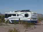 RV in Quartzsite