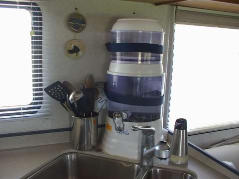 Santevia RV Water Filter