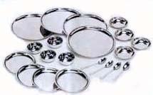 Silver Silverware set