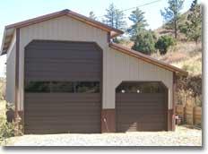 Indoor RV Storage Building