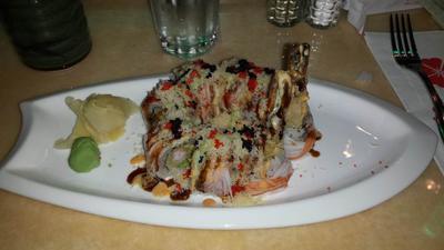 Shaggy Dog - Shrimp Tempura