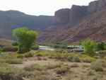 Boondocking on Colorado River