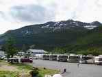 RV Campground Alaska