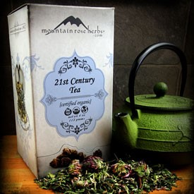 Tea and Kettle