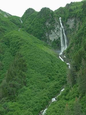 Very Tall waterfall