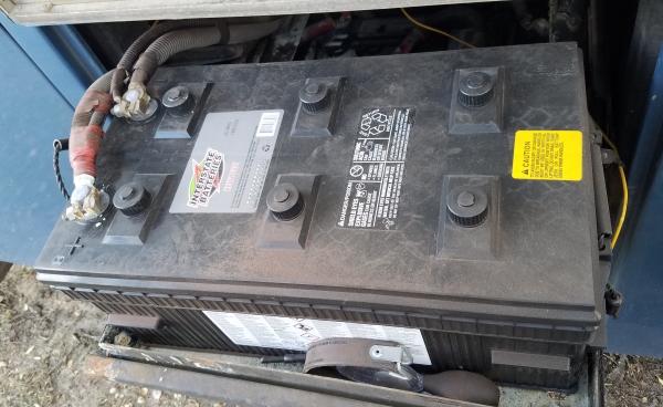 12 Volt High Capacity Battery