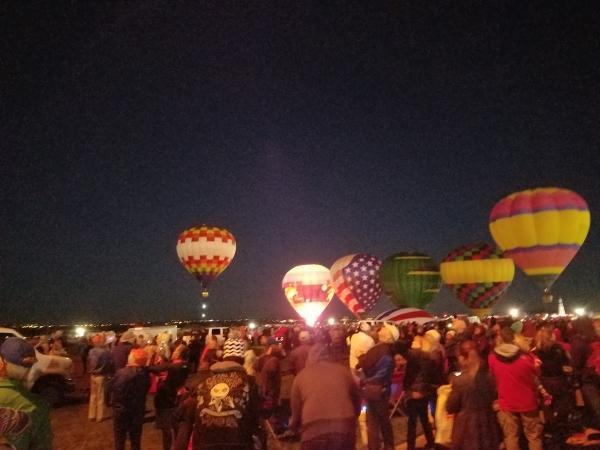 Dawn Liftoff