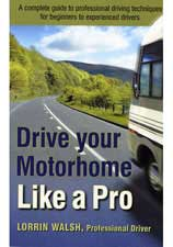 eBook Drive Your Motorhome