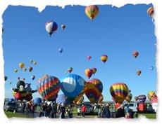 Hot Air Balloon Rally