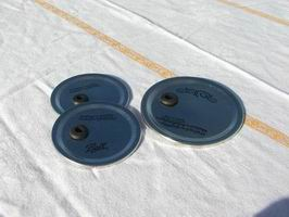 Regular & Wide Mouth Lids with Grommets for Mason Jars