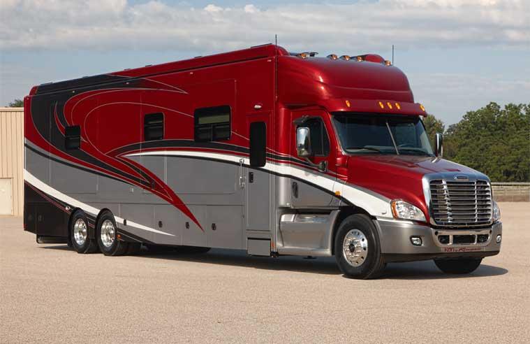 Rv Diesel Motorhomes Kings Of The Highway Beauty On Wheels