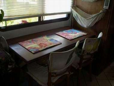 Dining Room Table RV
