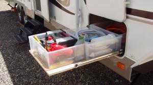 Storage Slide drawer