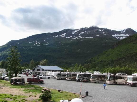 Valdez Alaska RV Park